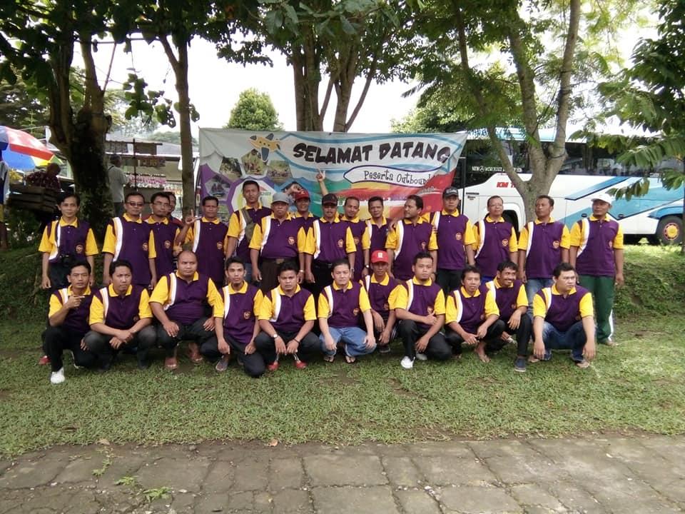 Outbond Kelas 3
