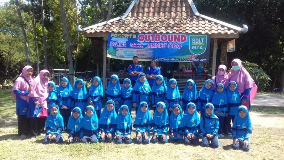 OutingClass  Kelas 2